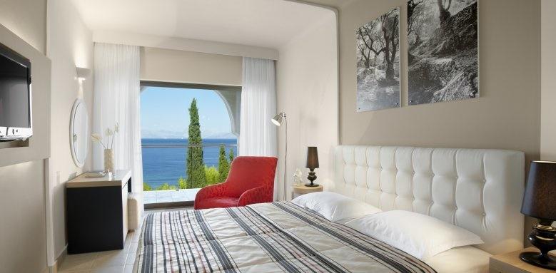 MarBella Corfu, double sea view