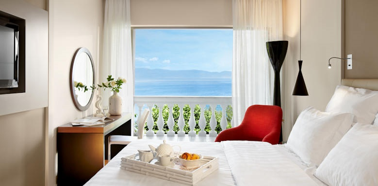 MarBella Corfu, double sea view