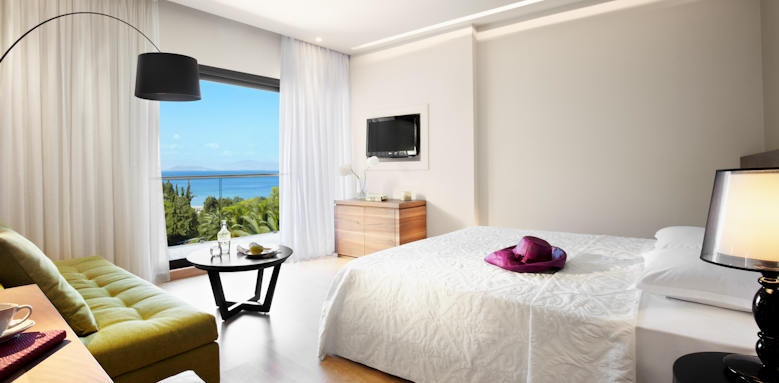 MarBella Beach, superior double sea view