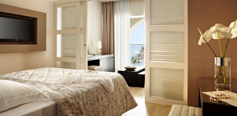 MarBella Corfu, family sea view room