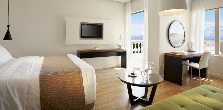 MarBella Corfu, junior suite sea view