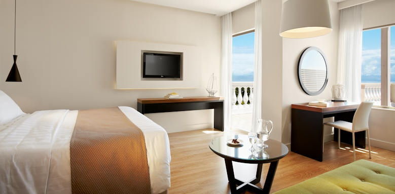 MarBella Corfu, junior suite sea view