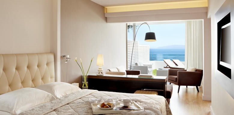 MarBella Beach, two bedroom suite sea view