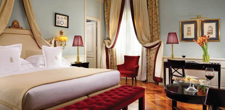 Grand Hotel Villa Cora, deluxe room