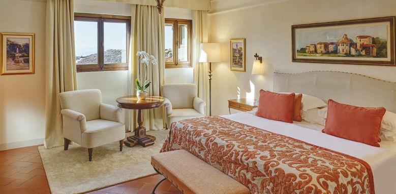 belmond villa san michele, deluxe double