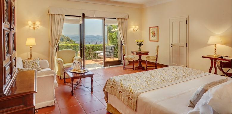 belmond villa san michele, junior suite