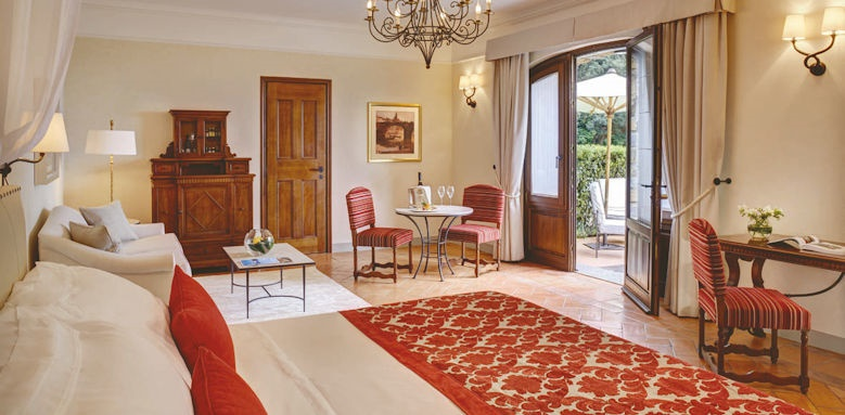 belmond villa san michele, executive junior suite