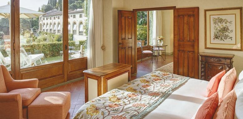 belmond villa san michele, garden suite