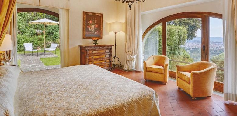 belmond villa san michele, limonea suite
