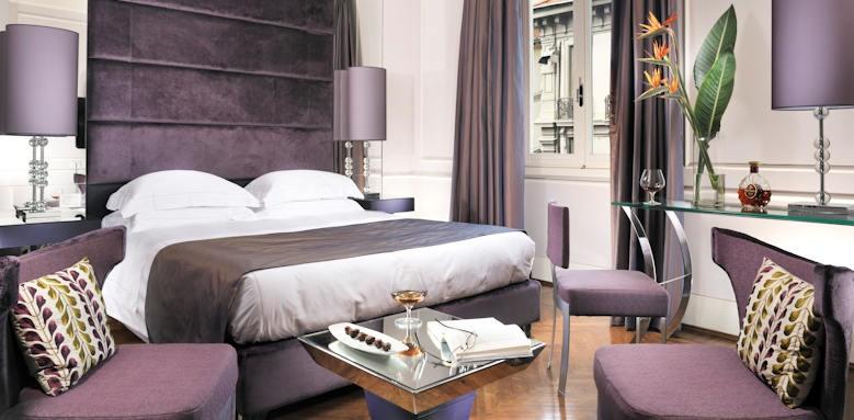 Hotel Brunelleschi, Deluxe Room