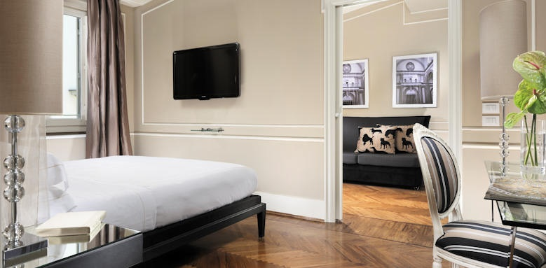Hotel Brunelleschi, Suite