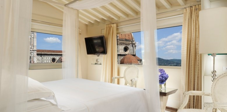 Hotel Brunelleschi, Pool Suite