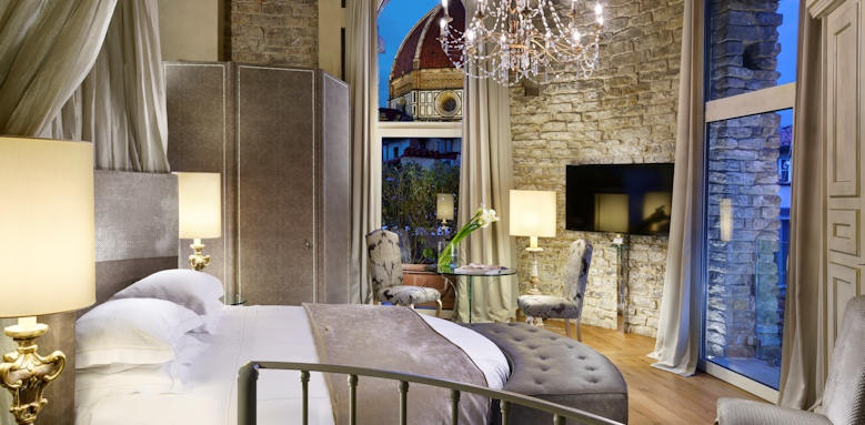 Hotel Brunelleschi, Tower Suite