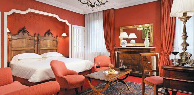 Helvetia & Bristol, deluxe room