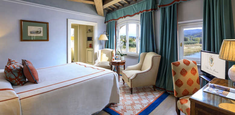 Villa La Massa, junior suite top