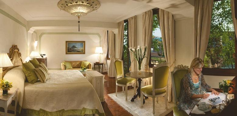 belmond hotel cipriani, double garden view