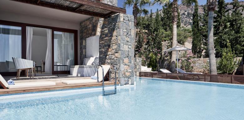 Blue Palace, Junior Suite Pool