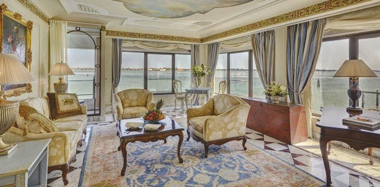 belmond hotel cipriani, palladio suite