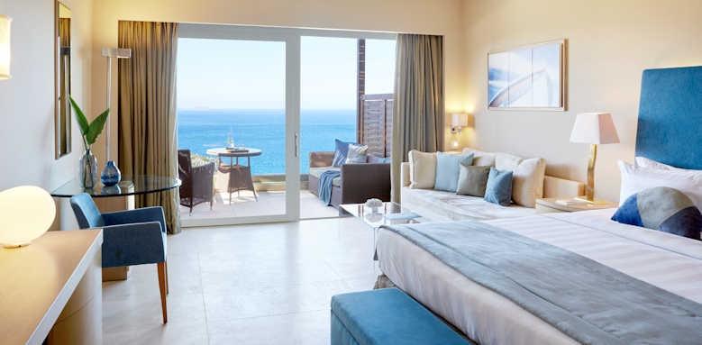Daios Cove Luxury Resort & Villas, Deluxe Room Sea View