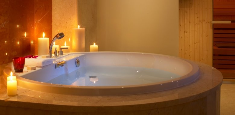 Daios Cove Luxury resort and Villas, two bedroom wellness villa