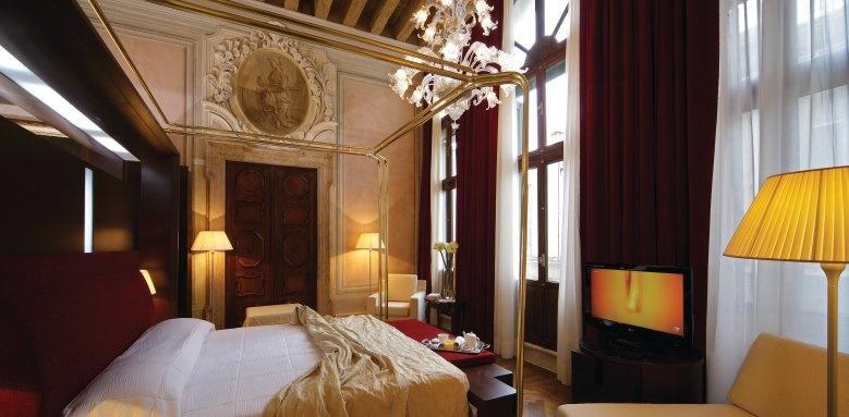 Hotel Palazzo Giovanelli, junior suite garden view