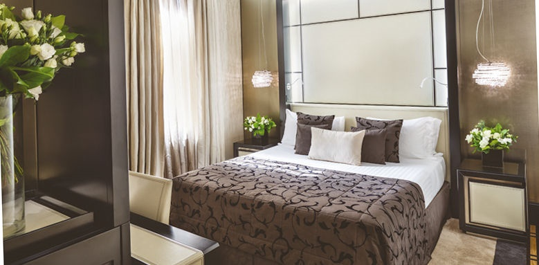 Carlton Hotel Baglioni, grand deluxe room