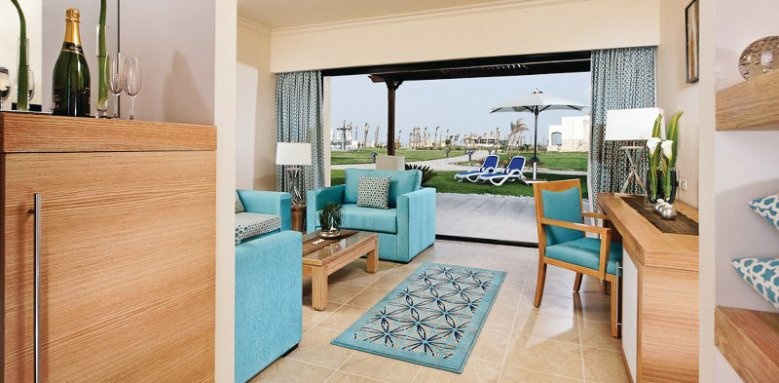 Movenpick Resort Soma Bay, Deluxe Suite
