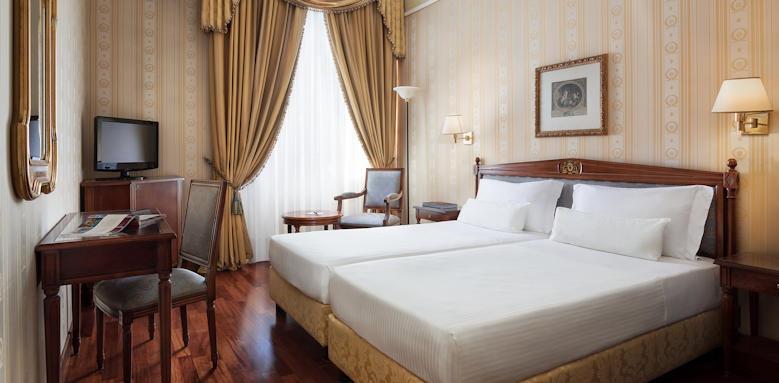 Hotel De La Ville, Deluxe Room