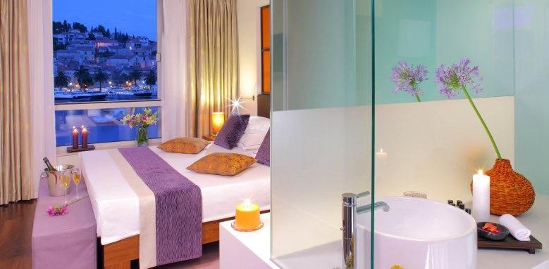 Adriana Hvar Marina Hotel & Spa, Superior Room