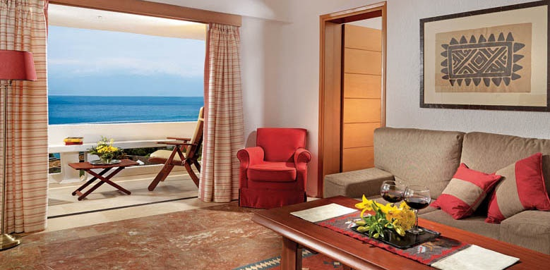 Elounda Mare, 1 Bed Suite Sea View