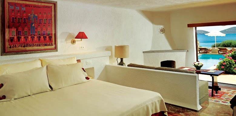 Elounda Mare Hotel, Deluxe Bungalow
