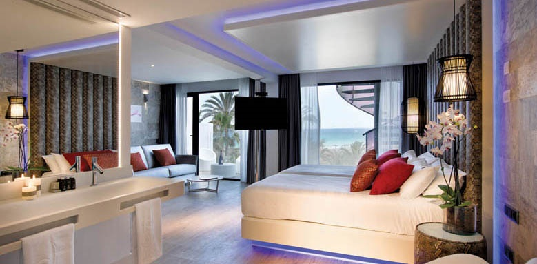 Hard Rock Hotel Ibiza, Rock suite interior
