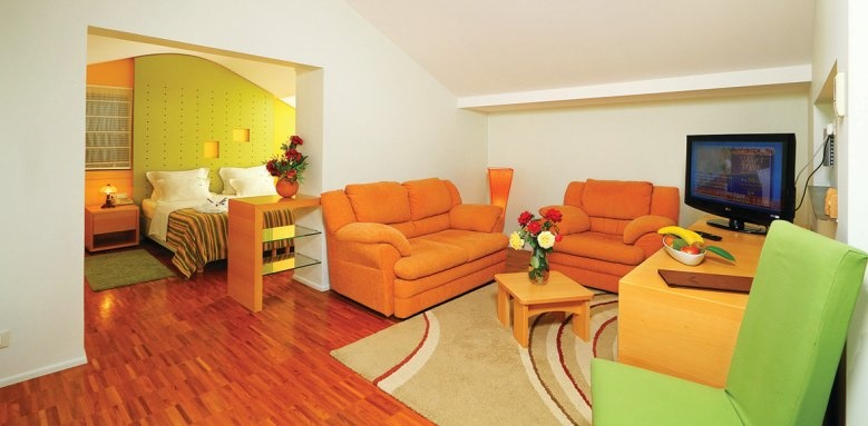 Hotel Amor, Suite
