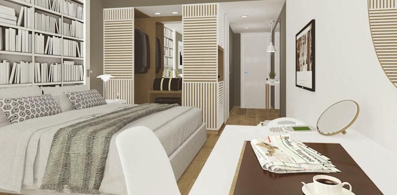 bellevue, classic room