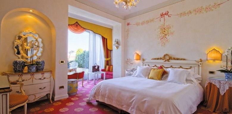 Villa & Palazzo Aminta, Junior Suite