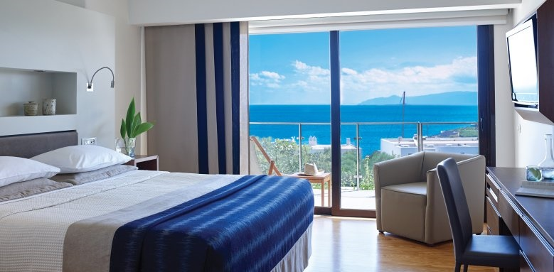 Elounda Golf, Porto Room Sea View