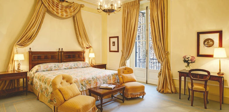 Villa D'este, executive room