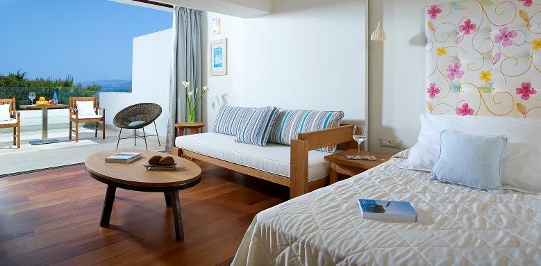 St. Nicolas Bay Resort Hotel & Villas, Deluxe Junior suite sea view