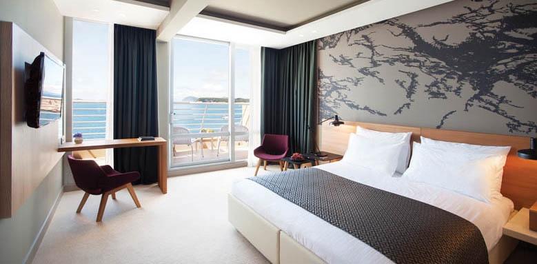 Hotel Dubrovnik Palace, executive suite