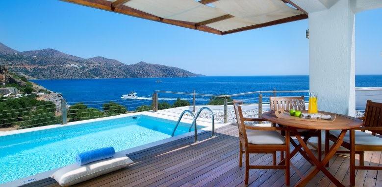 St. Nicolas Bay Resort Hotel & Villas, Executive suite