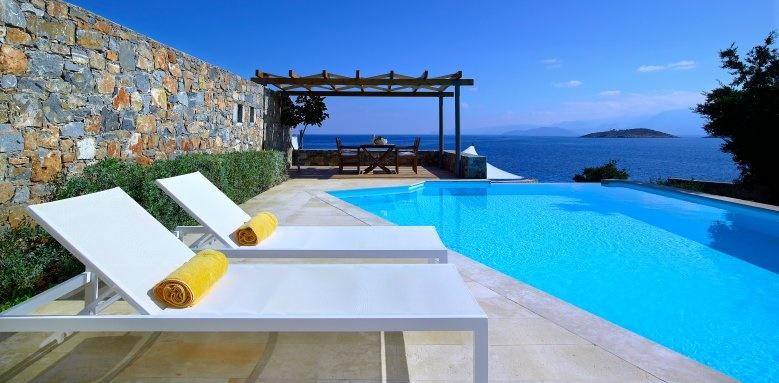 St. Nicolas Bay Resort Hotel & Villas, Three Bedroom Thalassa Villa