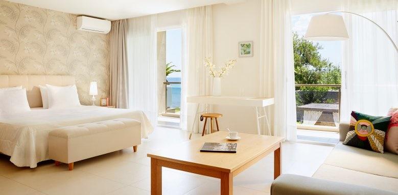 Afitis Hotel, deluxe junior suite
