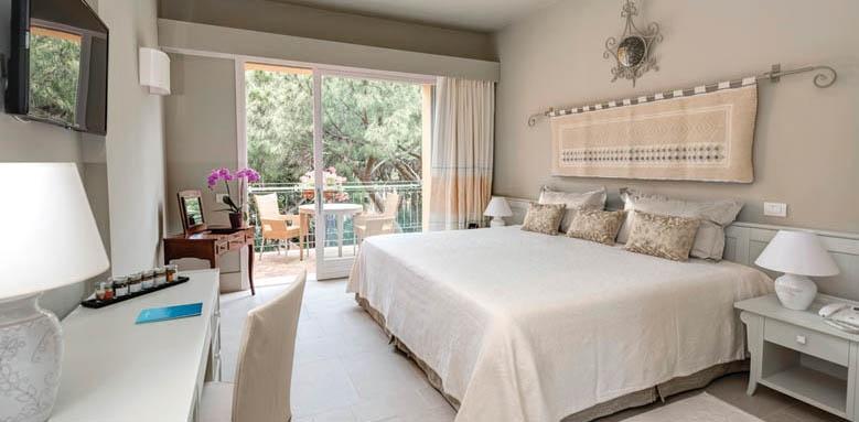 Hotel Castello, superior garden room