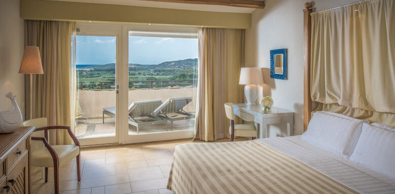 Hotel Laguna, Superior Room