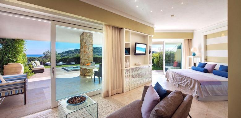Hotel Laguna, garden suite