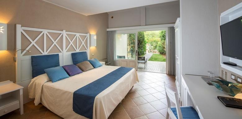 Hotel village, superior cottage garden