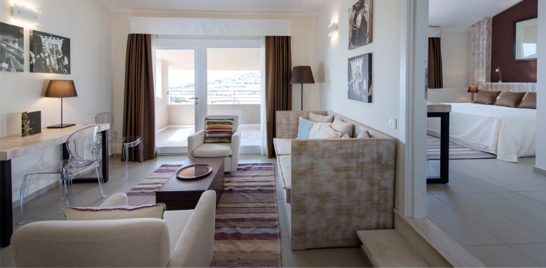 Spazio Oasi, Balcony Suite