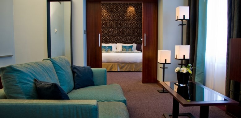 Sofitel Legend The Grand Amsterdam, prestige suite