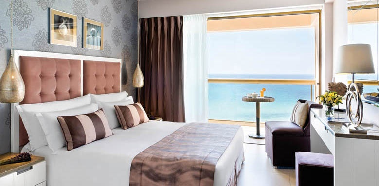 Sani Beach Hotel, Double Room Sea View