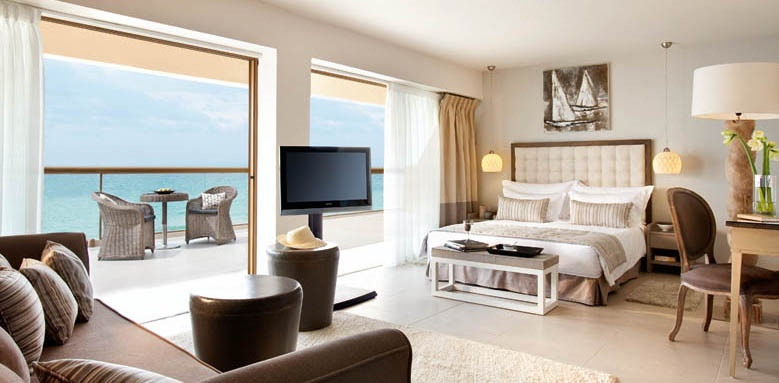 Sani Beach Hotel, Junior Suite/Sea
